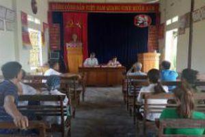 Nâng cao chất lượng sinh hoạt chi bộ ở Đảng bộ xã Sơn Hải (Bảo Thắng, Lào Cai)