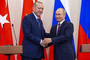 Nga, Thổ Nhĩ Kỳ nhất trí thiết lập vùng phi quân sự tại Idlib, Syria