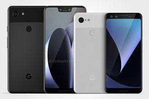 Sắp ra mắt 2 mẫu smartphone cho Google Pixel 3 và Pixel 3 XL