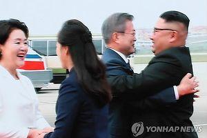 Triều Tiên trải thảm đỏ đón Tổng thống Hàn Quốc, khao khát hòa bình