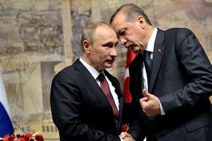 Sau 5 giờ họp bàn, Tổng thống Nga-Thổ Nhĩ Kỳ đạt được giải pháp đột phá cho Syria