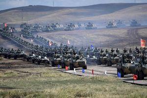 Toàn cảnh cuộc tập trận quân sự lớn nhất trong lịch sử Nga hiện đại