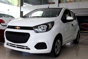 Ô tô r nht th trng Chevrolet Spark Duo càng gim giá càng