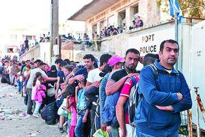Mỹ hạ mức trần tiếp nhận người tị nạn