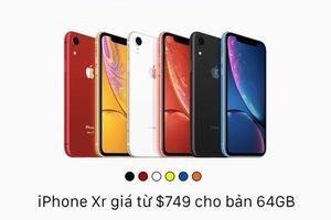 8 lý do nên mua iPhone XR thay vì iPhone Xs