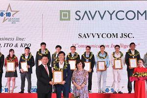Savvycom ln th hai vào Top doanh nghip CNTT hàng u Vit Nam