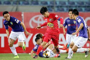 Vòng 23 V-League 2018: