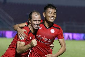 'Derby Sài Gòn': Rể Việt tỏa sáng, Hải Anh lập hat-trick