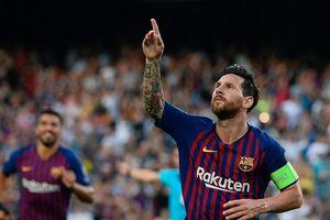 'Messi ang bin nhng iu phi thng thành chuyn cm ba'