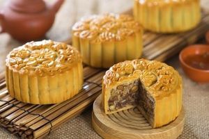 Bí quyết ăn bánh trung thu không lo tăng cân