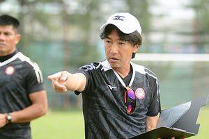 HLV Miura: CLB TP.HCM phải trụ hạng vì đại diện của thành phố