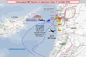 Quan hệ Nga - Israel có sứt mẻ vì vụ máy bay IL-20 bị bắn rơi?