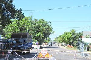 Quảng Nam: Đường ngang kết nối cao tốc chậm tiến độ vì 1 hộ dân bị đo vẽ sai