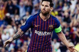 Clip: Messi lập hat-trick, Barca 'vùi dập' PSV