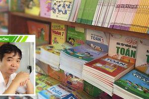 Câu chuyện sách giáo khoa và 'tị nạn giáo dục'