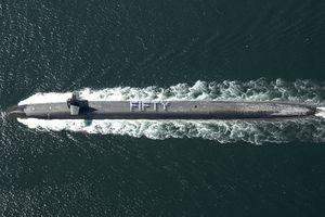 'Mây đen' bao phủ chương trình tàu ngầm lớp Columbia của Hải quân Mỹ