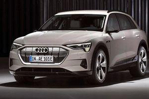 Audi ra mắt SUV điện
