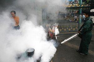 Bangkok báo động về dịch sốt xuất huyết