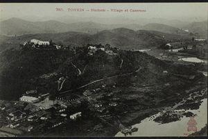 Loạt ảnh cực hiếm về vùng núi phía Bắc đầu thế kỷ 20