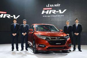 Cận cảnh Honda HR-V từ 786 triệu, giá 'chát' nhất phân khúc