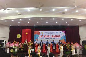 Trường ĐH An Giang khai giảng năm học mới