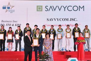 Vinh danh 50 doanh nghiệp CNTT hàng đầu Việt Nam 2018