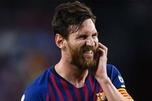 Messi lập kỷ lục tại Champions League sau hat-trick vào lưới PSV