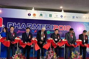 600 gian hàng y tế, thiết bị y tế tại Triển lãm Y tế Quốc tế Việt Nam