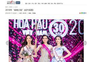 Tân Hoa hu Vit Nam c d oán s lot vào Top 5 Miss World 2018