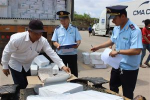 Quảng Ninh có 19,18% tờ khai phải kiểm tra chuyên ngành