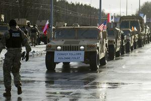 Ông Trump xem xét để quân đội Mỹ hiện diện vĩnh viễn tại Ba Lan