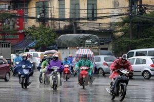 Từ Nghệ An đến Quảng Trị có mưa rất to, nguy cơ lũ quét và sạt lở