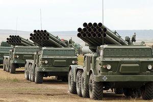 'Rợn tóc gáy' - Báo phương Tây kinh hãi trước bão lửa pháo phản lực Nga