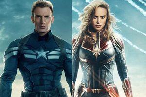 Không chỉ riêng fan Marvel, Chris Evans và loạt sao nổi tiếng cũng phấn khích với trailer của 'Captain Marvel'