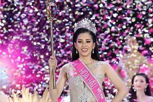 Báo chí Hàn Quốc khen ngợi Hoa hậu Tiểu Vy đẹp đến sững sờ
