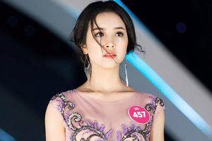 Á hậu 2 Thúy An lộ rõ yếu điểm nói tiếng Anh trước khi dự Hoa hậu Quốc tế 2018