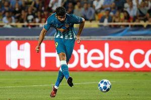 Atletico thắng ngược Monaco trên sân khách
