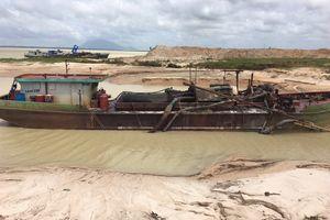 Bình Dương: Kiểm tra, giám sát thường xuyên, chặt chẽ hoạt động khai thác cát