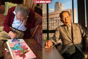 Bác sĩ 105 tuổi tiết lộ bị quyết sống thọ, từ những điều đơn giản hay bị bỏ qua