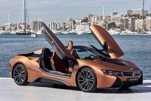 BMW i8 Roadster 'đặt lốp' tới Malaysia, giá bán hơn 8 tỷ đồng