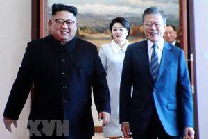 Lãnh đạo Triều Tiên và Hàn Quốc tiến hành cuộc hội đàm thứ 2