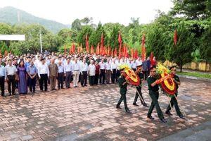 Kỷ niệm 77 năm ngày thành lập Chiến khu Ngọc Trạo
