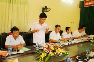 Ban Văn hóa - Xã hội HĐND tỉnh giám sát công tác quản lý nhà nước về khám chữa bệnh tại huyện Nông Cống