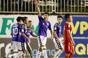 HAGL 3-5 CLB Hà Nội: Đại tiệc bàn thắng trên sân Pleiku