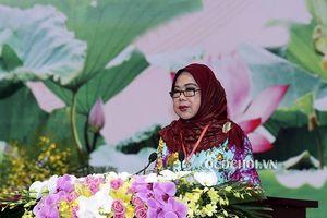 Một số hình ảnh Chủ tịch Quốc hội dự Lễ khai mạc Đại hội Tổ chức Các cơ quan Kiểm toán tối cao châu Á lần thứ 14