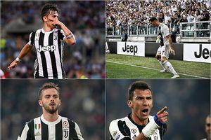 Đội hình Juventus trận gặp Valencia: Chờ Ronaldo phá lưới Bầy dơi
