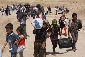 Hàng nghìn người tị nạn Syria bắt đầu trở về Idlib