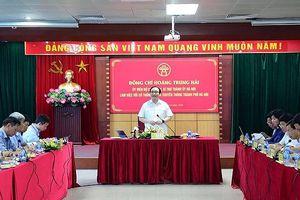 Bí thư Thành ủy Hà Nội: Thành phố thông minh chính là giải quyết công việc cho nhân dân nhanh chóng, giảm phiền hà
