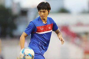 Tuấn Anh không thể dự AFF Cup