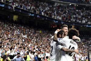 Real Madrid thời hậu Ronaldo chưa sẵn sàng để bị truất ngôi